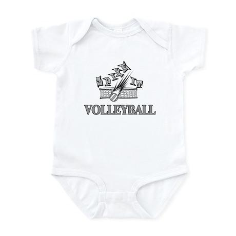 Spike It Infant Bodysuit