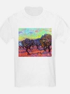 Van Gogh Olive Trees T-Shirt