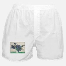 Van Gogh Irises Boxer Shorts