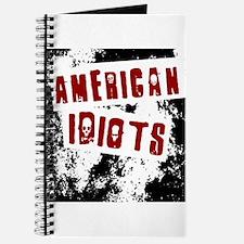 American Idiots Journal