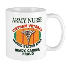 Army Nurse Small Mug