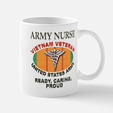 Army Nurse Small Small Mug
