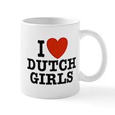I love Dutch Girls Mug