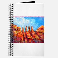 Desert, Southwest , colorful,art! Journal