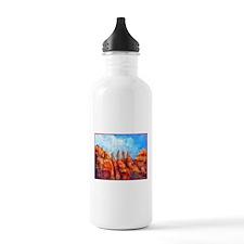 Desert, Southwest , colorful,art! Water Bottle