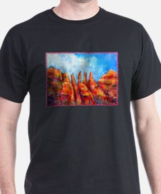 Desert, Southwest , colorful,art! T-Shirt