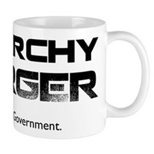 Anarchy Burger Mug