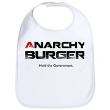 Anarchy Burger Bib