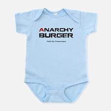 Anarchy Burger Infant Bodysuit