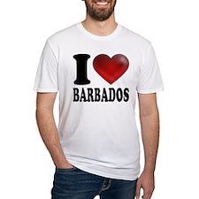 I Heart Barbados Shirt