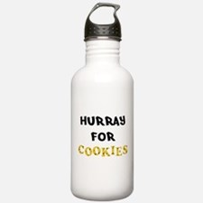 Hurray for Cookies Water Bottle