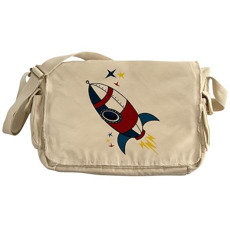 Rocket Messenger Bag