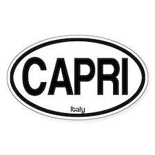Capri, Italy Decal
