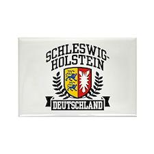 Schleswig Holstein Rectangle Magnet
