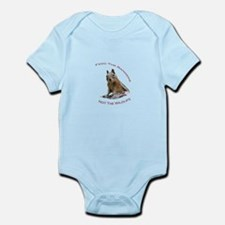 Feed The Rangers Infant Bodysuit