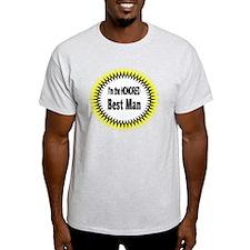 Best Man-design 2 T-Shirt