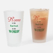 Nonna2 Drinking Glass