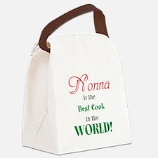 Nonna2 Canvas Lunch Bag