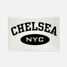 Chelsea NYC Rectangle Magnet