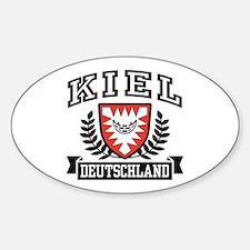 Kiel Deutschland Decal