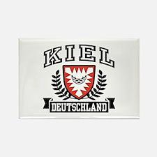 Kiel Deutschland Rectangle Magnet