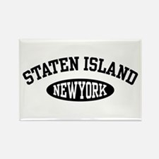 Staten Island New York Rectangle Magnet