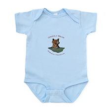 Grizzly Bear Infant Bodysuit