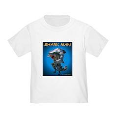 Chace Lobleys Shark man. T