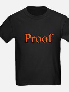 Proof T