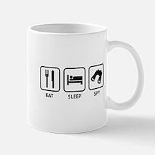 Eat Sleep Spy Mug