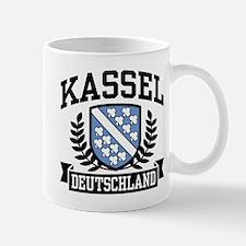 Kassel Deutschland Coat of Arms Mug