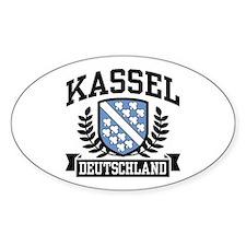 Kassel Deutschland Coat of Arms Decal