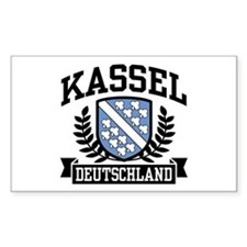 Kassel Deutschland Coat of Arms Decal