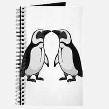 Penguin Kiss Journal
