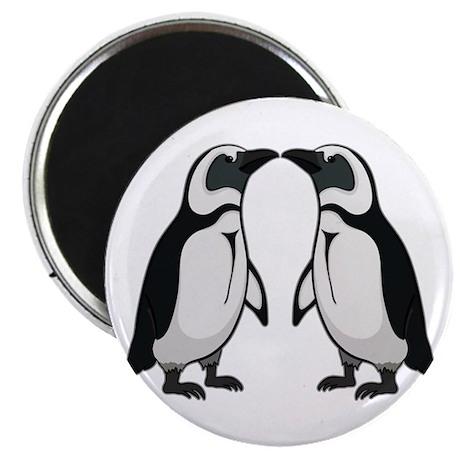 Penguin Kiss Magnet