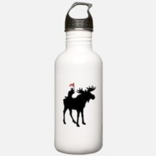 Oh Canada ! Sports Water Bottle