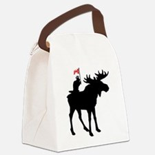 Oh Canada ! Canvas Lunch Bag