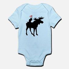 Oh Canada ! Infant Bodysuit