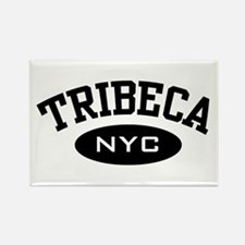 Tribeca NYC Rectangle Magnet