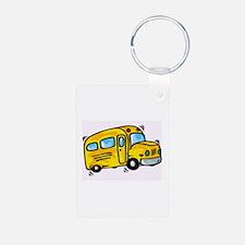 Bus Keychains