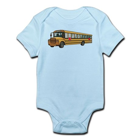 Bus Infant Bodysuit