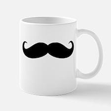 Movember Moustache Mug