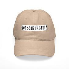 Got Sauerkraut Baseball Cap