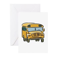 Bus Greeting Cards (Pk of 20)