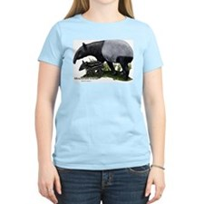 Malayan Tapir and Young T-Shirt