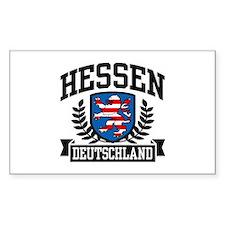 Hessen Deutschland Decal