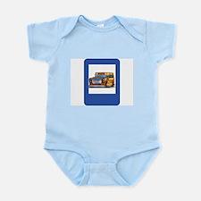 Bus Infant Bodysuit