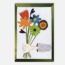 Flower Delivery Postcards (Package of 8)