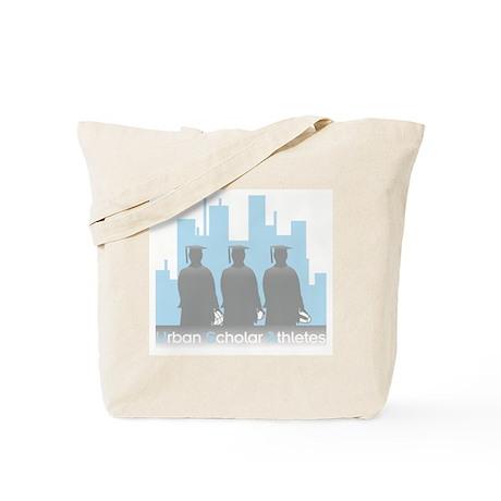 Urban Scholar Athletes Tote Bag