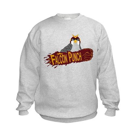 Falcon Punch Kids Sweatshirt